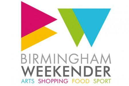 Birmingham Weekender Logo