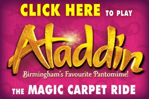 Play our Aladdin game