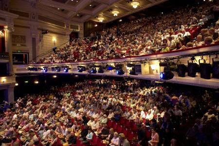 Birmingham Hippodrome Audience