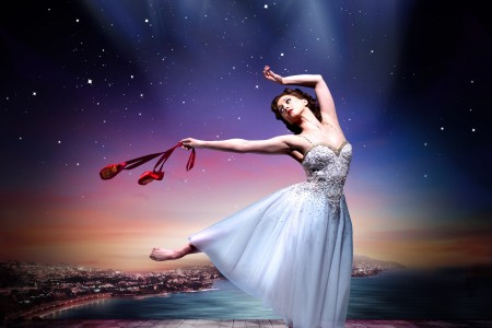 The Red Shoes - Ashley Shaw as Victoria Page