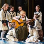 The Sound of Music UK Tour - Lucy O'Byrne as Maria - credit Mark Yeoman