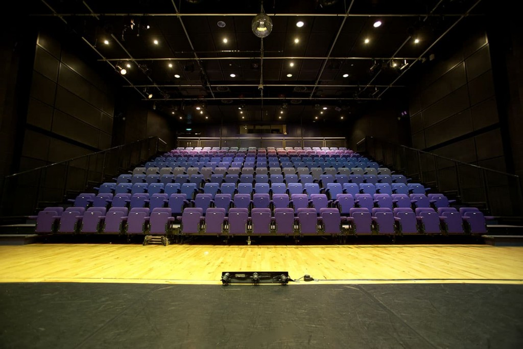 Patrick Centre- as theatre