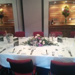 Wragge Private Dinner