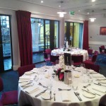 Wragge Private Dinner - Cabaret Style