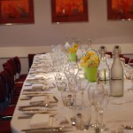 Wragge Private dining