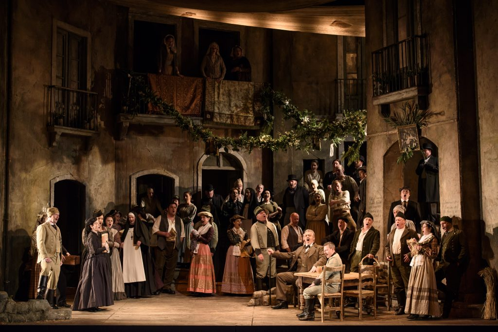 WNO - Cavalleria rusticana/Pagliacci - Birmingham Hippodrome