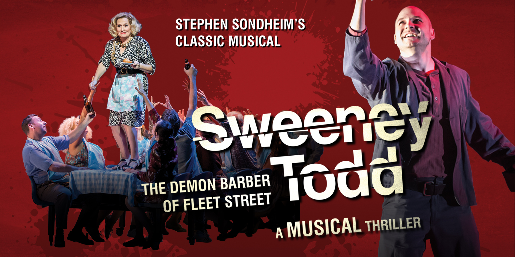 an introduction the musical sweeney todd Sweeney todd - free ebook download as pdf file (pdf) or read book online for free.