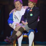 Ian & Janette Tough - Dick Whittington 2016-17 - Birmingham Hippodrome - Photo Credit Paul Coltas