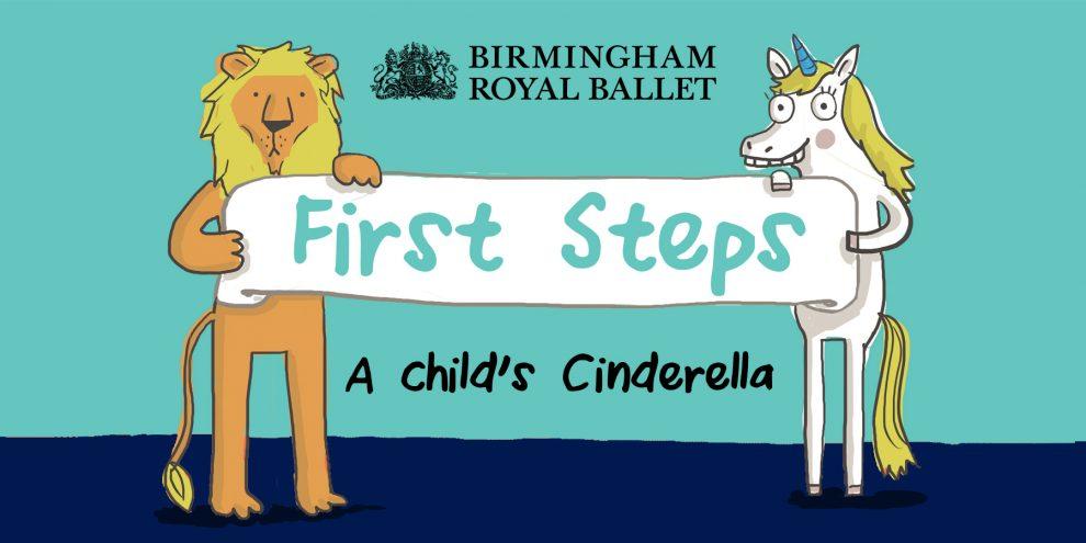 First Steps Cinderella