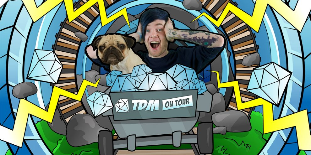 Dan Tdm On Tour June