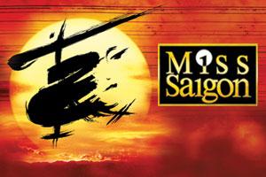 Miss Saigon visits Birmingham Hippodrome - Birmingham Hippodrome