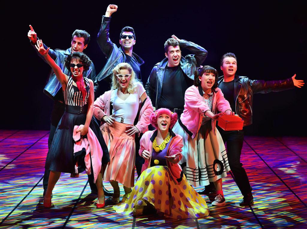 Grease Birmingham Hippodrome