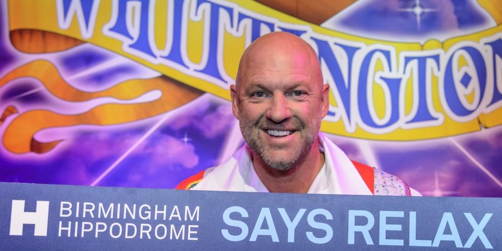 Dick Whittington Panto Photocall.  The Birmingham Hippodrome. 7th September 2016. Pictured is Matt Slack ((Idle Jack). Picture by Simon Hadley 07774 193699 www.simonhadley.co.uk