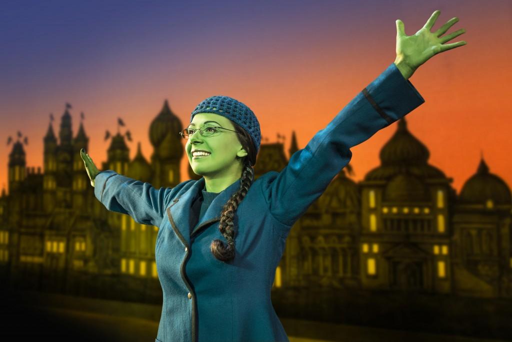 Wicked Flies Back To Birmingham in 2018 - Birmingham Hippodrome