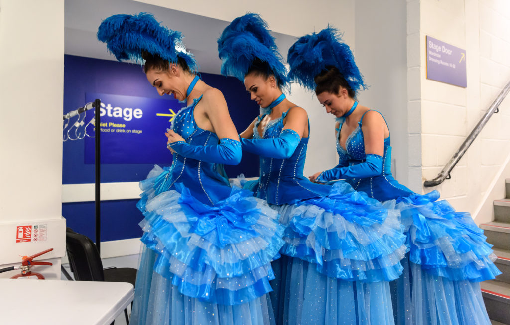 Step behind the magic of Cinderella with our new backstage gallery