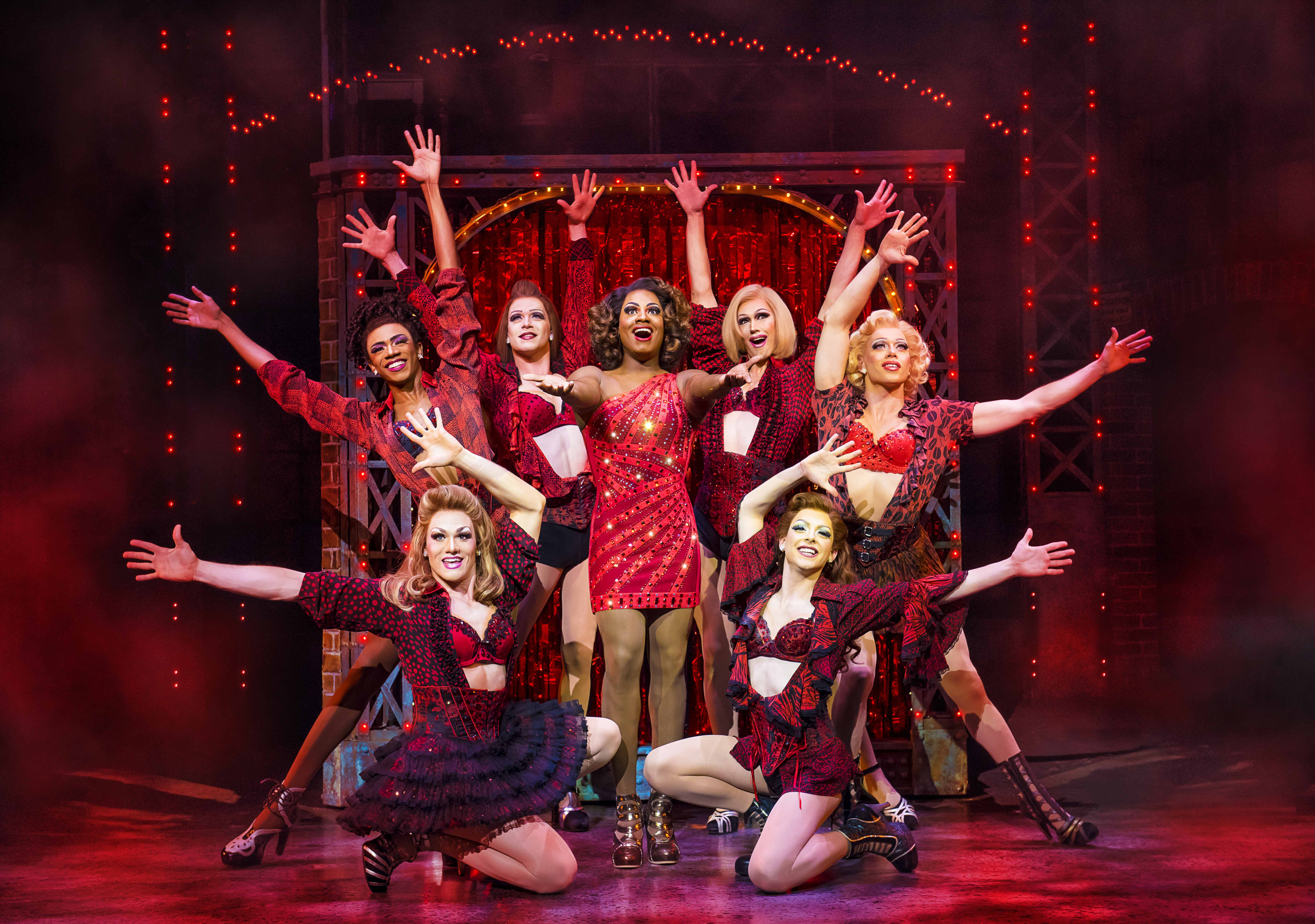 improving profits at kinky boots co Newly formed company, jerry mitchell productions, in association with  ambassador theater group, is currently  and commonly gives actors ways to  enhance their performances  profit for young people and social change they  have.