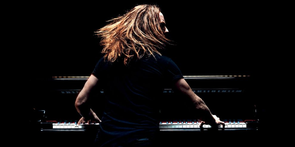 Image result for tim minchin back