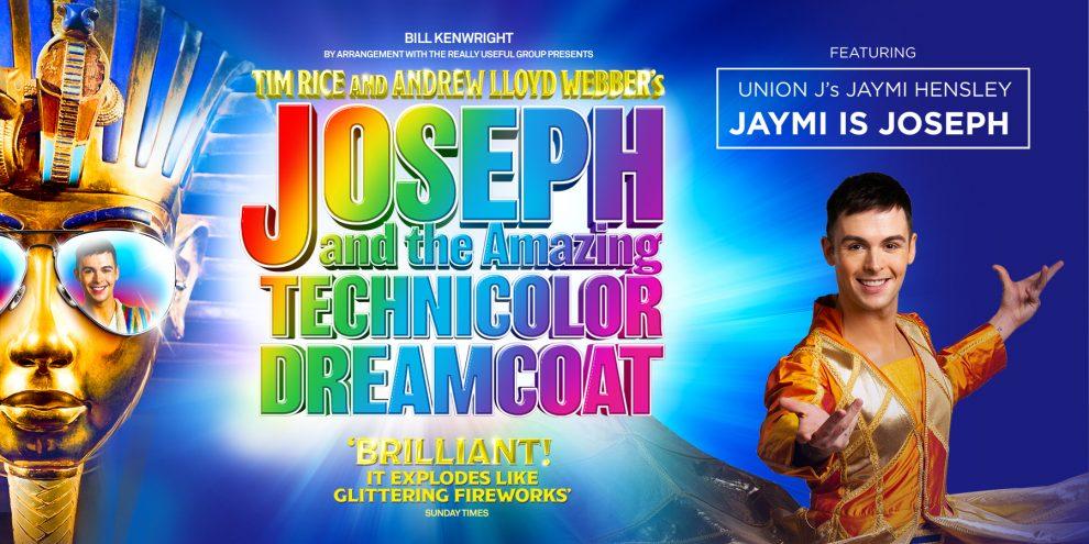 Joseph and the Amazing Technicolor Dreamcoat - Birmingham