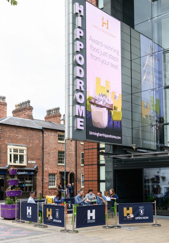 Coffee Bar Birmingham Hippodrome