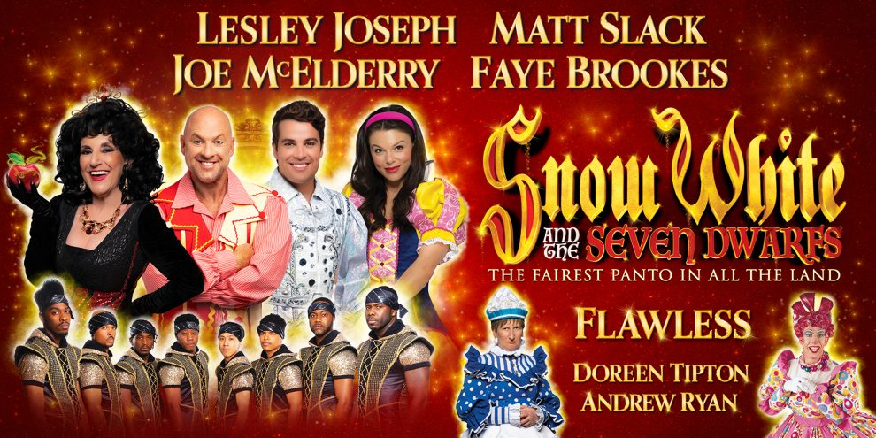 Image result for snow white and the seven dwarfs birmingham