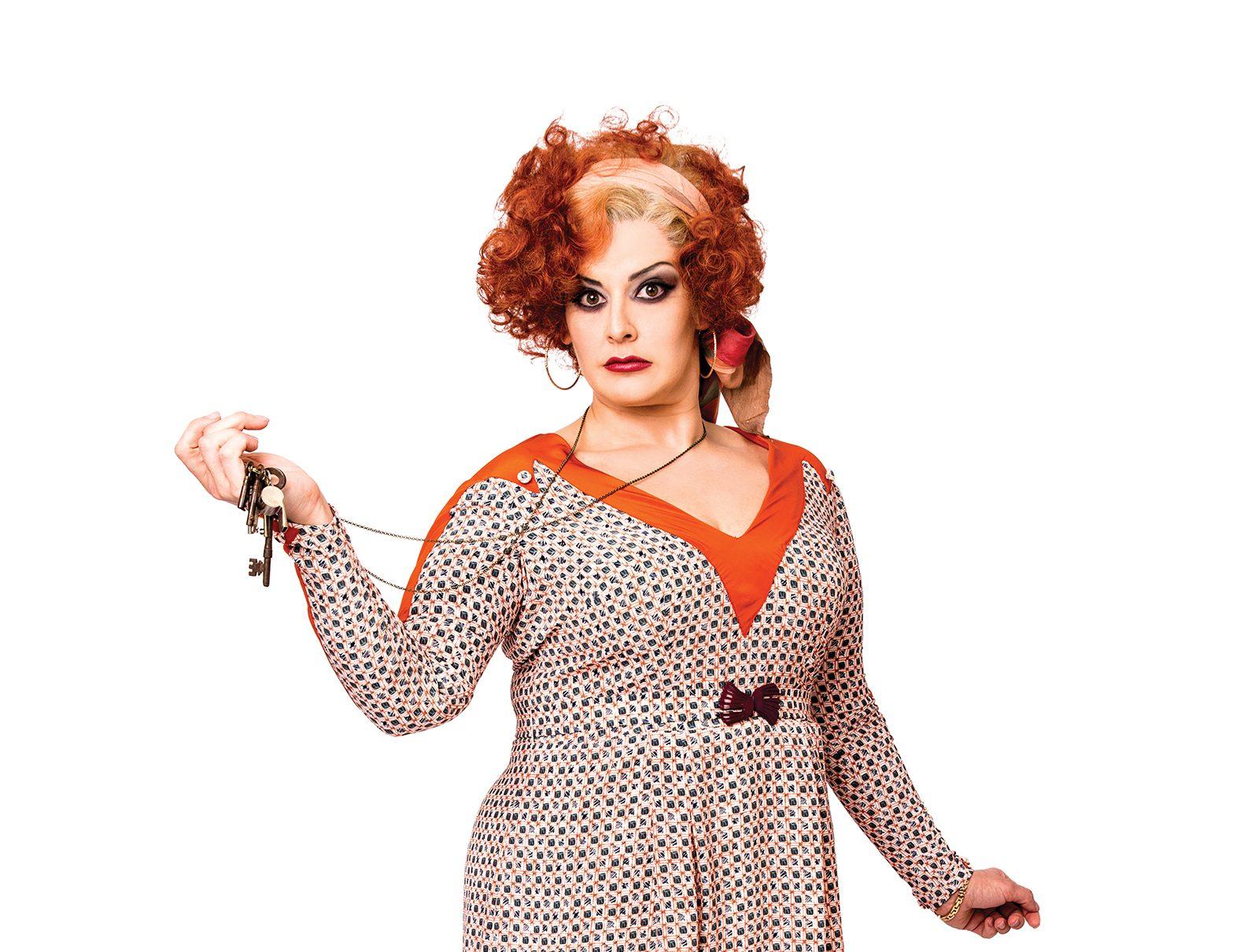 Jodie Prenger to star as Miss Hannigan in Annie - Birmingham Hippodrome